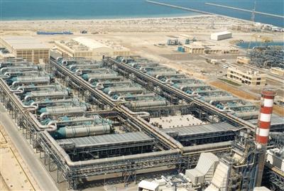 Meerwasserentsalzungsanlage